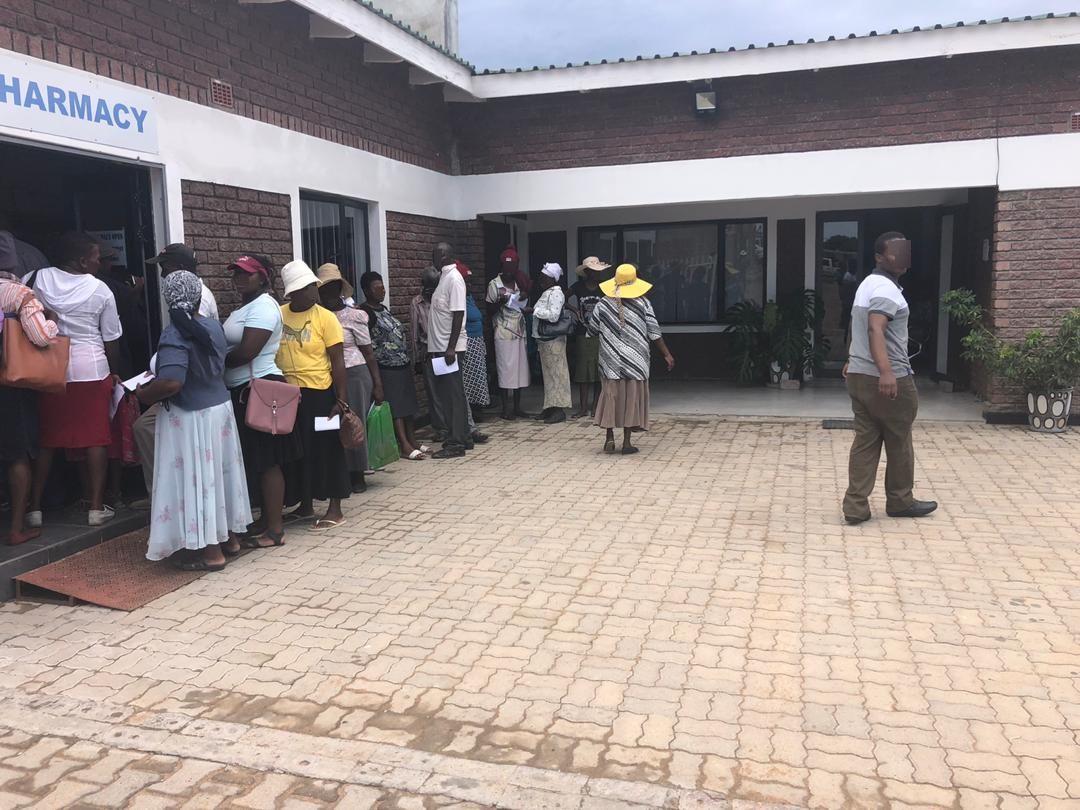 Bulawayo Pharmacy Refills